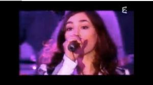 vidéo olivia ruiz téléthon 2004