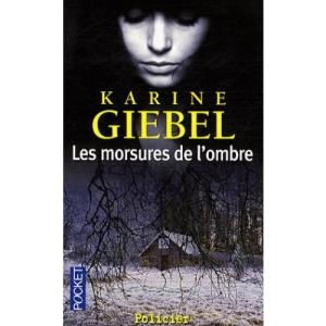 Roman Morsures de l'ombre de Karine Giebel que Jean-Pierre Limosin souhaitait adapter au cinéma avec l'actrice Olivia Ruiz.